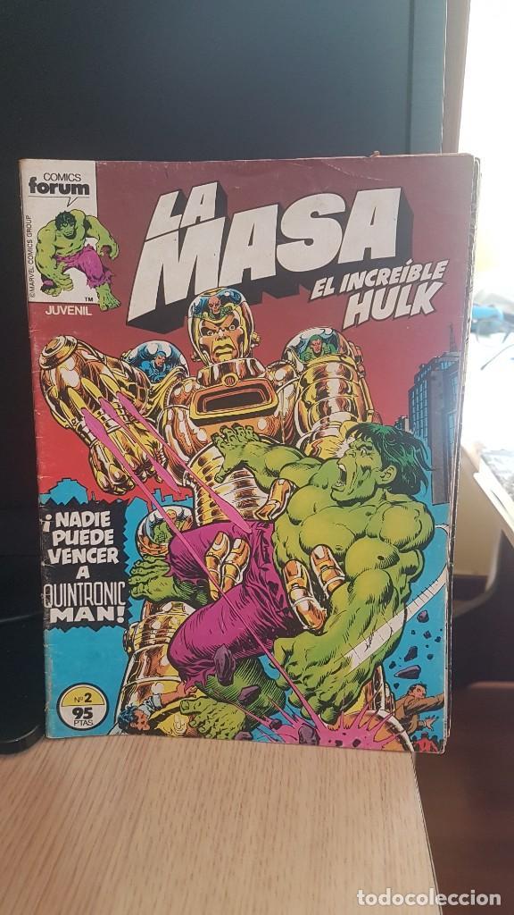 Cómics: HULK . LA MASA - Foto 3 - 220435891