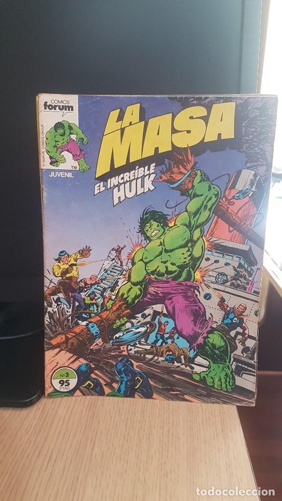 Cómics: HULK . LA MASA - Foto 5 - 220435891