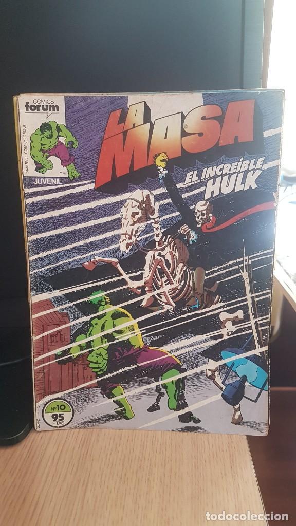 Cómics: HULK . LA MASA - Foto 7 - 220435891