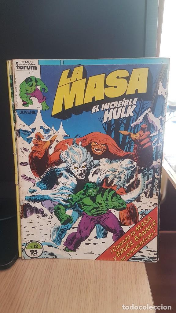 Cómics: HULK . LA MASA - Foto 9 - 220435891