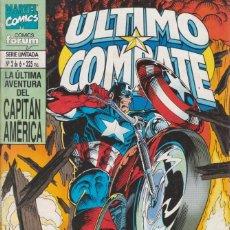 Comics : CÓMIC MARVEL, ÚLTIMO COMBATE / CAPITÁN AMÉRICA Nº 2 ED, PLANETA / FORUM 52 PGS.. Lote 220466755