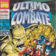 Comics : CÓMIC MARVEL, ÚLTIMO COMBATE / CAPITÁN AMÉRICA Nº 5 ED, PLANETA / FORUM 52 PGS.. Lote 220467142