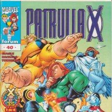 Cómics: CÓMIC MARVEL, PATRULLA X Nº 40 ED, PLANETA 48 PGS.ESPECIAL 35 ANIVERSARIO X-MEN. Lote 220472282