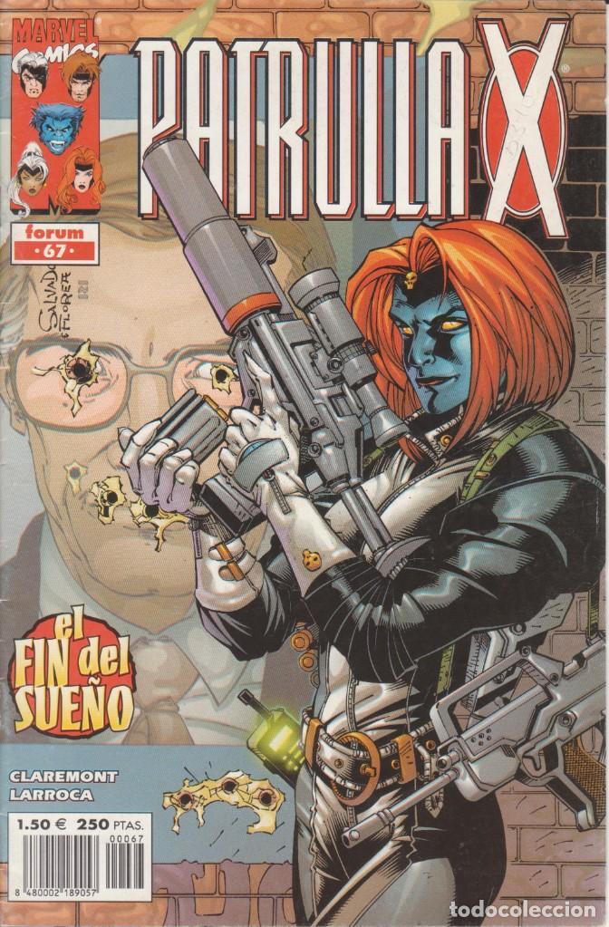 CÓMIC MARVEL, PATRULLA X Nº 67 ED, PLANETA / FORUM (Tebeos y Comics - Forum - Patrulla X)