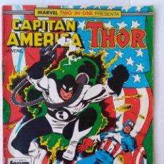 Cómics: CAPITAN AMÉRICA 54. Lote 220481588