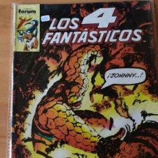 Fumetti: LOS 4 FANTÁSTICOS 41. Lote 220496397