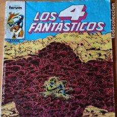 Cómics: LOS 4 FANTÁSTICOS 45. Lote 220496597