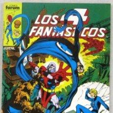 Fumetti: LOS 4 FANTASTICOS - Nº 25 - FORUM - COMIC. Lote 220543997