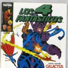 Fumetti: LOS 4 FANTASTICOS - Nº 26 - FORUM - COMIC. Lote 220544025
