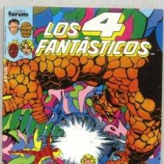 Fumetti: LOS 4 FANTASTICOS - Nº 33 - FORUM - COMIC. Lote 220544076