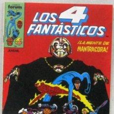 Fumetti: LOS 4 FANTASTICOS - Nº 35 - FORUM - COMIC. Lote 220544221