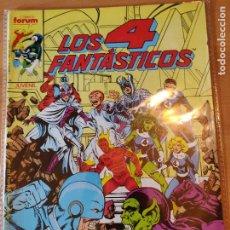 Fumetti: LOS 4 FANTÁSTICOS 48. Lote 220546263