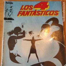 Fumetti: LOS 4 FANTÁSTICOS 52. Lote 220546293