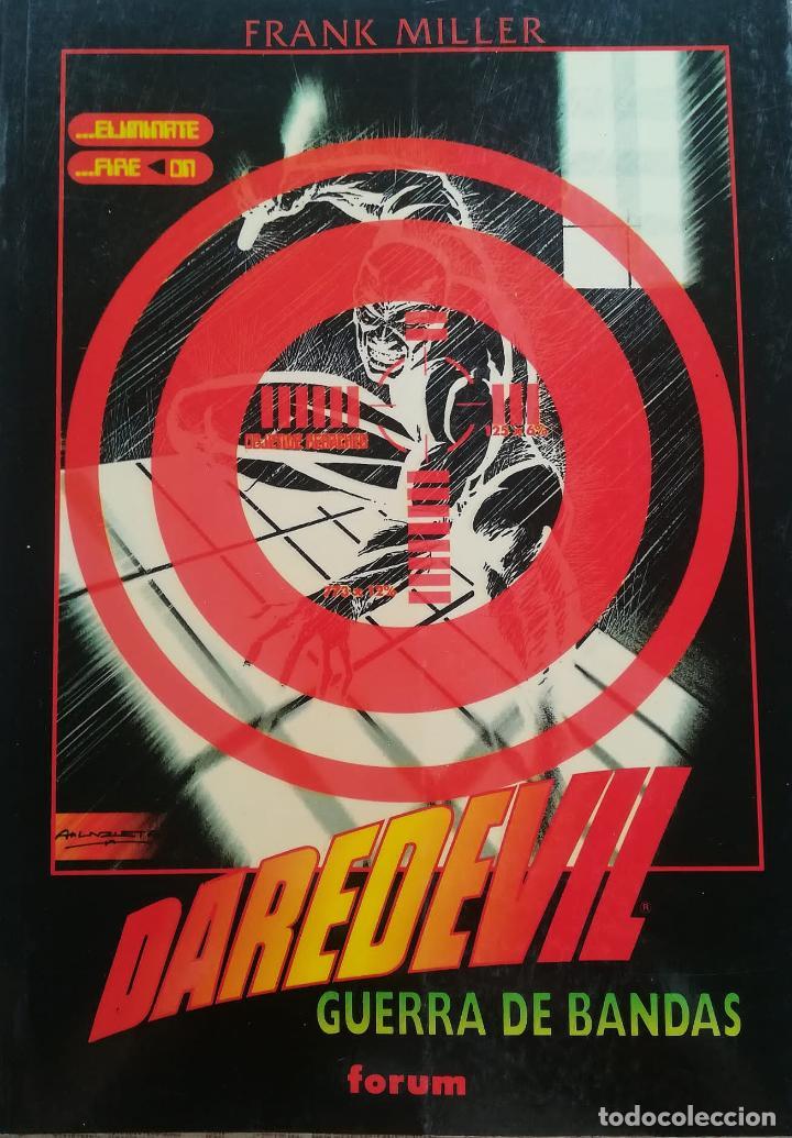 DAREDEVIL GUERRA DE BANDAS OBRAS MAESTRAS 19 (Tebeos y Comics - Forum - Prestiges y Tomos)