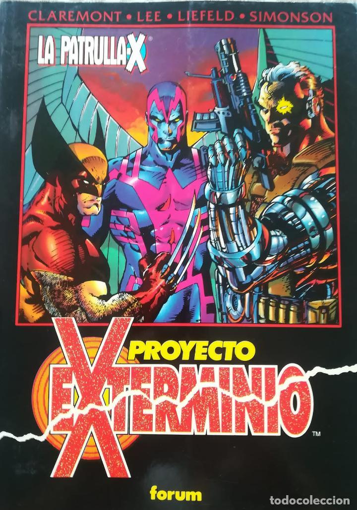 PROYECTO EXTERMINIO OBRAS MAESTRAS 18 (Tebeos y Comics - Forum - Prestiges y Tomos)