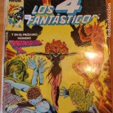 Fumetti: LOS 4 FANTÁSTICOS 58. Lote 220549445
