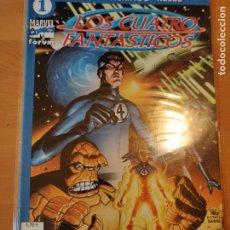 Comics: LOS 4 FANTÁSTICOS 1. Lote 220549508