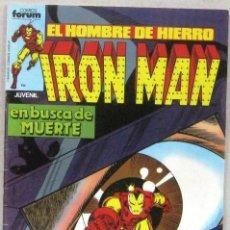 Fumetti: IRON MAN - EN BUSCA DE MUERTE - Nº 7 - FORUM - COMIC. Lote 220565557