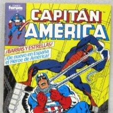 Comics : CAPITAN AMERICA - BARRAS Y ESTRELLAS - Nº 1 - FORUM - COMIC. Lote 220566158