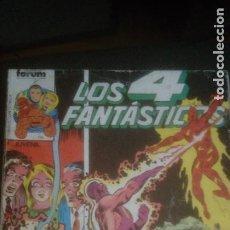 Cómics: LOS 4 FANTASTICOS. RETAPADO 11 AL 15.. Lote 220577403
