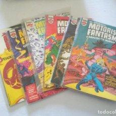 Cómics: COMIC FORUM. EL ORIGINAL MOTORISTA FANTASMA CABALGA DE NUEVO (CASI COMPLETO DEL Nº 1 AL Nº 6). Lote 220578228