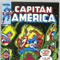 Comics : CAPITAN AMERICA - Nº 9 - FORUM - COMIC. Lote 220580215