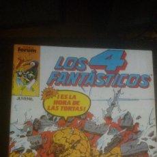 Cómics: LOS 4 FANTASTICOS. RETAPADO 46 AL 50. Lote 220580225