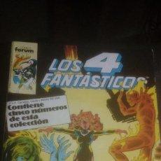 Cómics: LOS 4 FANTASTICOS. RETAPADO 56 AL 60. Lote 220581168