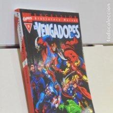 Comics: BIBLIOTECA MARVEL EXCELSIOR LOS VENGADORES Nº 9 - FORUM OFERTA. Lote 220594296