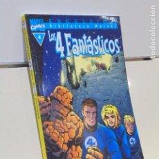 Comics : BIBLIOTECA MARVEL EXCELSIOR LOS 4 FANTASTICOS Nº 4 - FORUM OFERTA. Lote 220606238