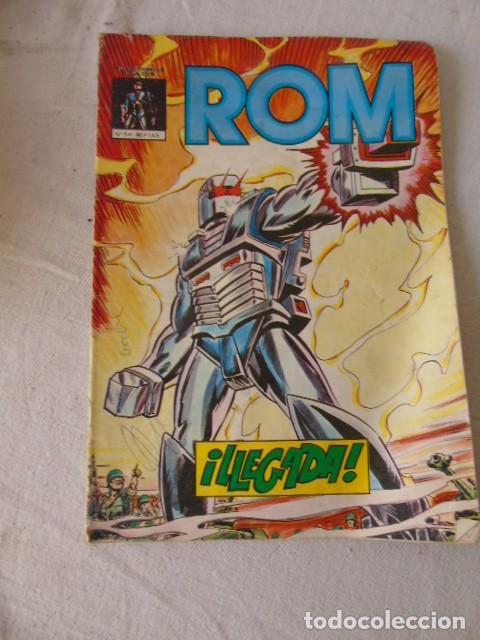 ROM - VERTICE - SURCO - Nº 1 (Tebeos y Comics - Forum - 4 Fantásticos)