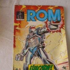 Cómics: ROM - VERTICE - SURCO - Nº 1. Lote 220661001