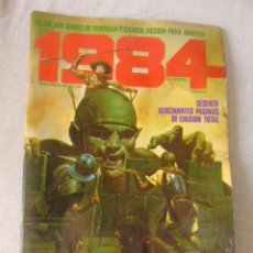 Cómics: 1984 - Nº 11 - EL COMIC DE LA FANTASIA Y LA CIENCIA FICCION TOUTAIN. Lote 220661811