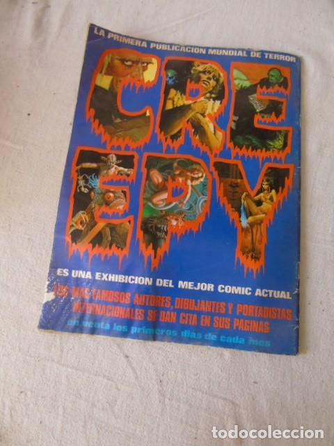 Cómics: 1984 - Nº 11 - EL COMIC DE LA FANTASIA Y LA CIENCIA FICCION TOUTAIN - Foto 3 - 220661811