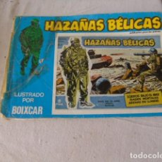 Cómics: CÓMIC HAZAÑAS BELICAS, SERIE AZUL. VOLUMEN EXTRA, Nº83.. Lote 220662033