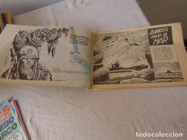 Cómics: CÓMIC HAZAÑAS BELICAS, SERIE AZUL. VOLUMEN EXTRA, Nº83. - Foto 3 - 220662033
