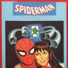 Comics : NOVELAS GRAFICAS MARVEL VOL. 2 # 14 (FORUM, 1993) SPIDERMAN: VIDAS PARALELAS. Lote 220663141