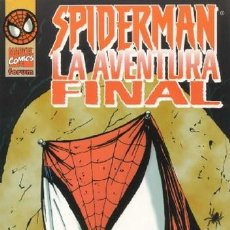 Cómics: SPIDERMAN: AVENTURA FINAL. Lote 220736946