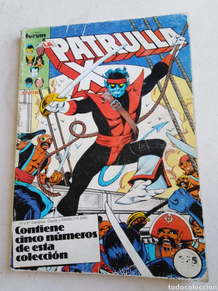 CÓMIC PATRULLA X ( NÚMEROS 47,48,49,50,51 ) (Tebeos y Comics - Forum - Factor X)