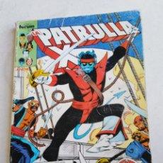 Cómics: CÓMIC PATRULLA X ( NÚMEROS 47,48,49,50,51 ). Lote 220744522