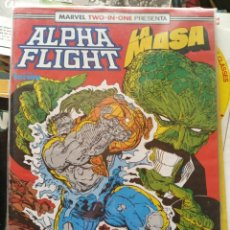 Cómics: ALPHA FLIGHT LA MASA (HULK) 56 (AZ1). Lote 220750002
