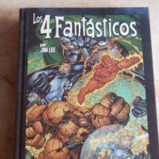 Cómics: TOMO BEST MARVEL LOS 4 FANTASTICOS ( HEROES REBORN). Lote 220764563