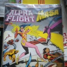 Cómics: ALPHA FLIGHT LA MASA 59 (AZ1). Lote 220764715