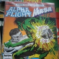 Cómics: ALPHA FLIGHT LA MASA 51 (AZ1). Lote 220767512