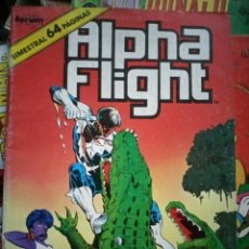 Cómics: ALPHA FLIGHT LA MASA 38 (AZ1). Lote 220770407