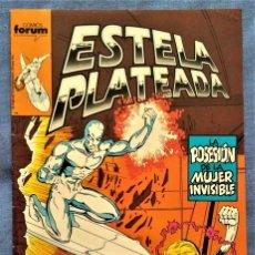 Cómics: ESTELA PLATEADA - Nº 12 - VOL 1 - LA POSESION DE LA MUJER INVISIBLE - FORUM. Lote 220780456