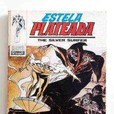 Cómics: ESTELA PLATEADA Nº 10 - VENID BRUJAS - TACO VERTICE V-1 -128 PAGINAS - THE SILVER SURFER. Lote 220784546