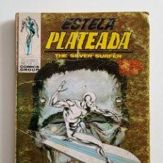 Cómics: ESTELA PLATEADA Nº 7 - EL HEREDERO DE FRANKESTEIN - TACO VERTICE -128 PAGINAS - THE SILVER SURFER. Lote 220785261