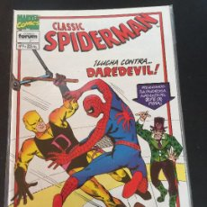 Fumetti: FORUM CLASSIC SPIDERMAN NUMERO 9 BUEN ESTADO. Lote 220833008