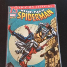 Comics: PANINI MARVEL TEAM-UP SPIDERMAN NUMERO 13 BUEN ESTADO. Lote 220833517